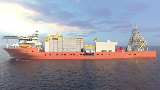 ABB outfits De Beers' new marine diamond mining vessel with advanced power systems