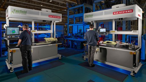 Major British aerospace manufacturer unveils 'Factory 4.0'