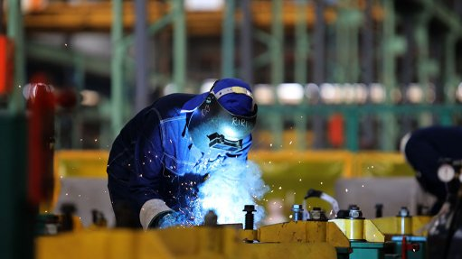 Manufacturer obtains welding certification