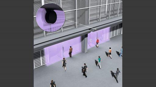 New sensor app ensures physical distancing