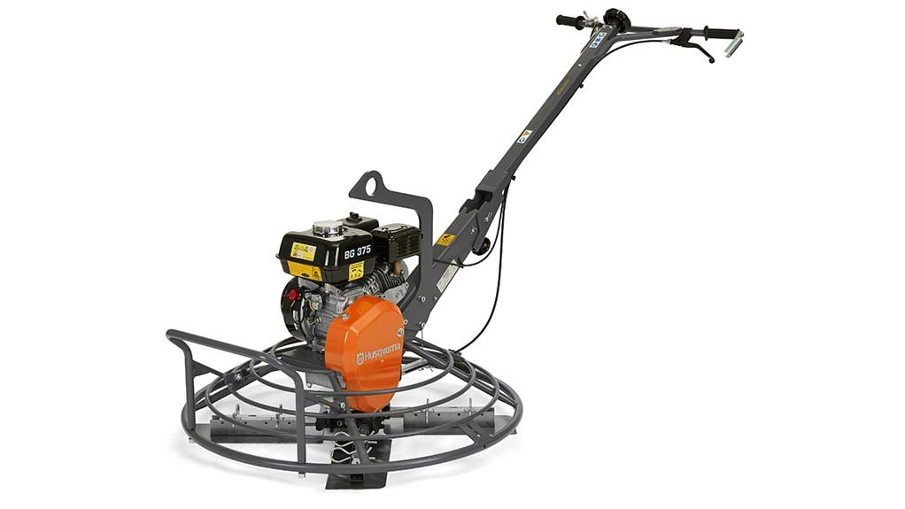 Husqvarna group is further strengthening its position in surface preparation through a concrete power trowel acquisition