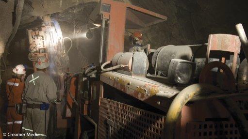 The underground operation of Petra Diamonds' Cullinan mine