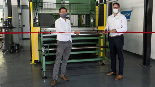 Dask Distributors brings Saint-Gobain abrasives manufacturing to SA