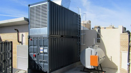 Genset solves hospital's standby power needs