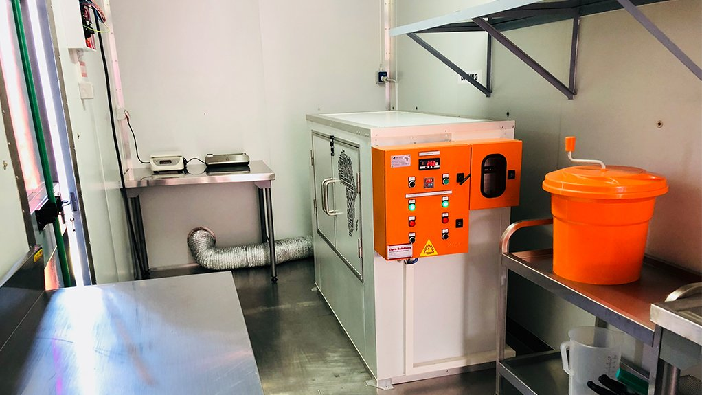 AGRICULTURAL DRYERS The company's dryers are pre-assembled at the company's workshop, are easily transportable, and are used to dry agricultural crops and produce