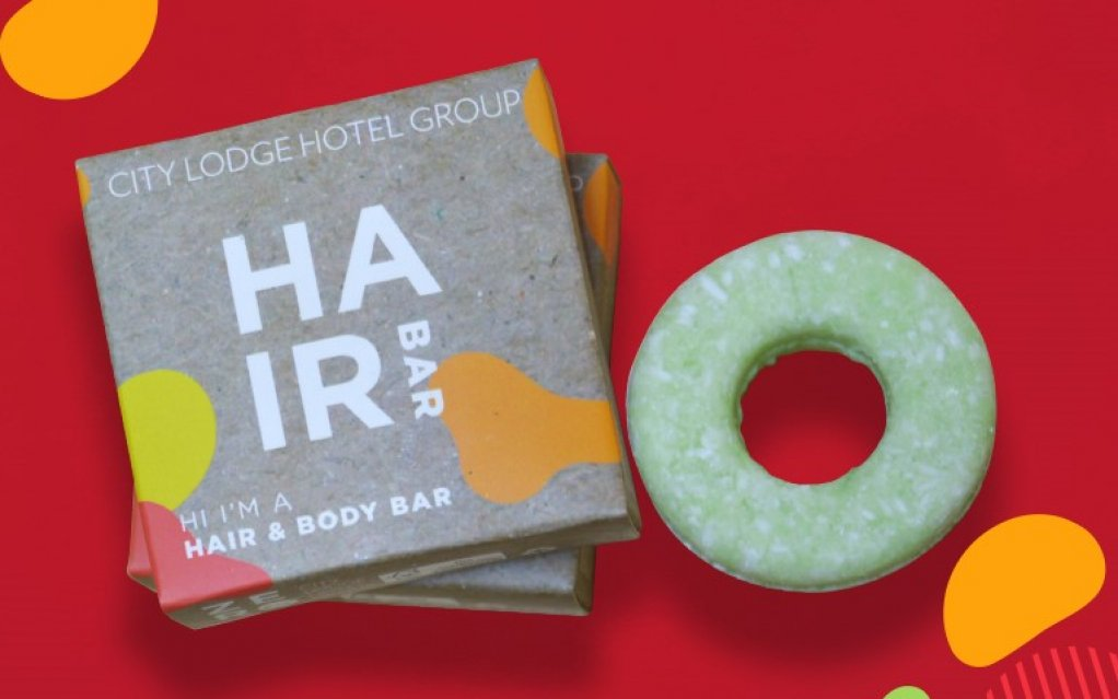 Local zero-plastics amenities range developed for City Lodge Hotel Group