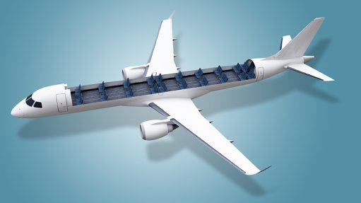 Embraer highlights ways of carrying cargo in the passenger cabins of its airliners