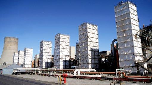 Air seperation units at Sasol Secunda
