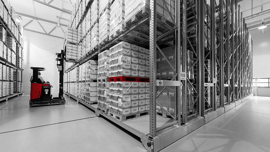 SUPPLY CHAIN ENHANCING The Gonvarri range will further enhance LSE's capability to deliver projects – including providing mobile racking systems and pallet shuttles for food and beverage customers
