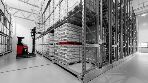 Storage range introduced to Southern Africa