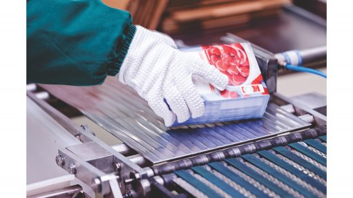 Company provides support for food sector during pandemic