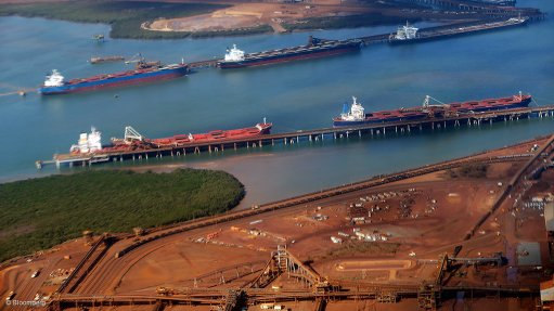 Fortescue beats shipment record, sets new price for Eliwana