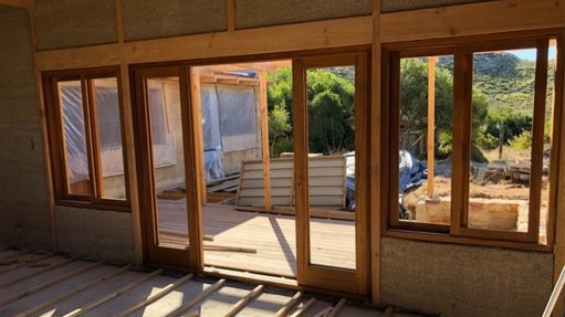 Hempcrete advantageous for construction