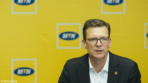 MTN says Shuter to head up BT Enterprise, expects higher half-year earnings