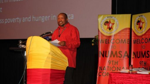 Numsa Statement On The ANC Government's Nationwide Corruption Scandals