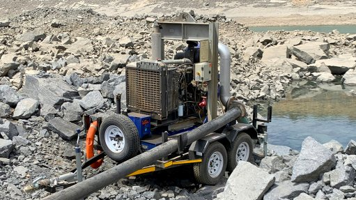 Mobile pumps offer versatility and efficiency