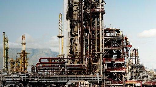 Uncertain when Milnerton oil refinery will come back on stream 