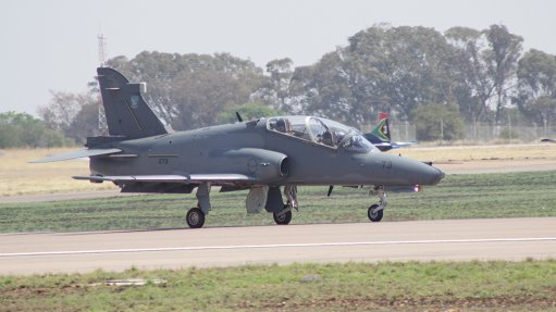 Successful Anglo-Australian project could greatly extend life of SAAF Hawk jets
