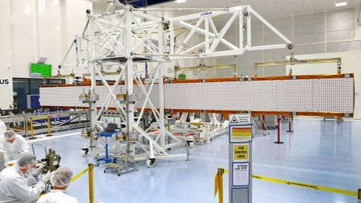 Airbus space-based radar undergoes key deployment test