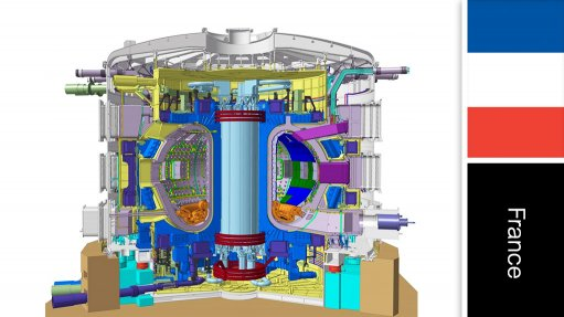 International Thermonuclear Experimental Reactor project, France