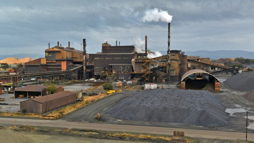 South32 sells Tasmanian smelter