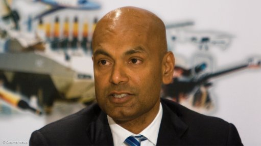 Former Denel CEO Sadik returns after eight years to be beleaguered group's interim CEO
