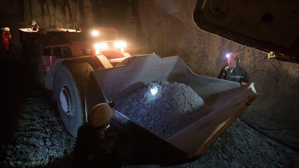 Alrosa to start mining upper levels of Inter mine
