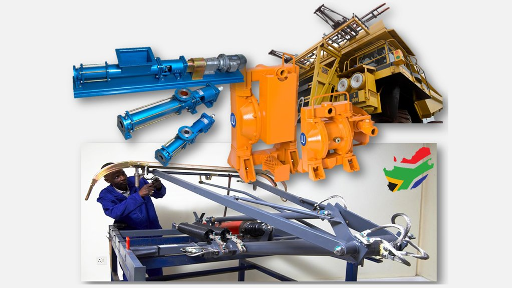 INTERNATIONALLY ACTIVE Pamodzi Unique Engineering has supplied off-road pantographs to the US, Panama, Belgium, Zambia, Namibia and recently Russia