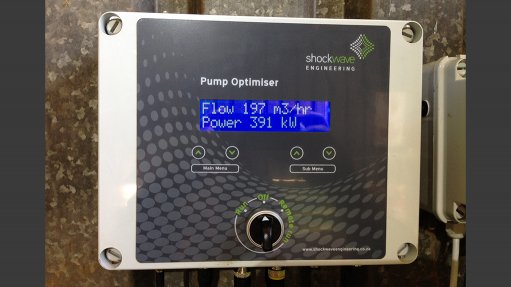 Pump Optimiser is Shockwave's solution to remote-controlled efficiency