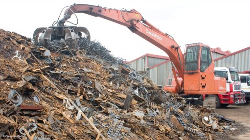 DTIC makes case for export tax on scrap  ahead of infrastructure-led recovery effort