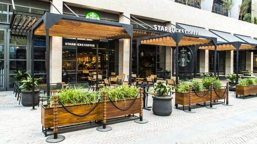 Starbucks expands its footprint to Cape Town