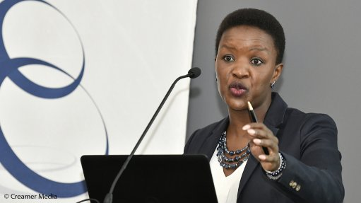 BLSA's Mavuso says fight against corruption is 'real and growing'