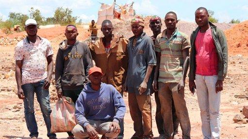 Glencore part of giant leap to transform informal cobalt mining