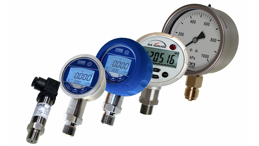 HANDLING THE PRESSURE Now able to manufacture locally, the company can now meet increased local demand for digital pressure gauges