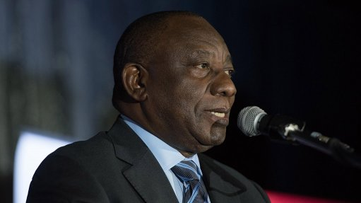 Climate-resilient economy is necessary – Ramaphosa