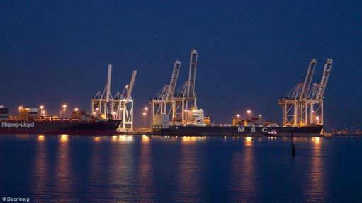Teck reaches shipping agreement with Westshore Terminals