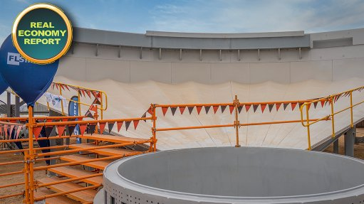 Betterect, FLSmidth showcase bolted thickeners for southern African mine