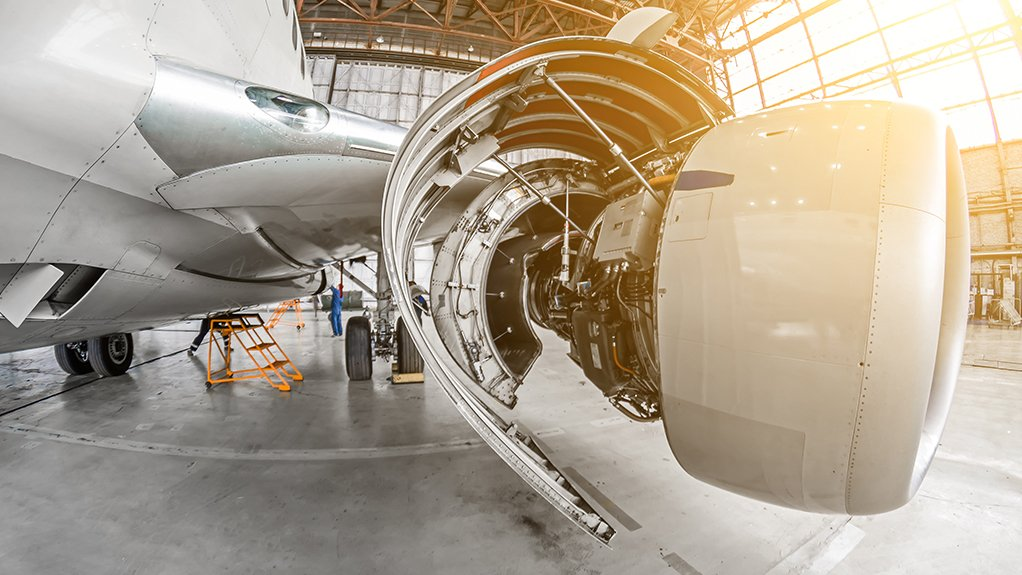 OPEN UP THE INDUSTRY  While there is scope for black people with potential to thrive in this space, this needs to take into account the whole value chain in the aerospace industry