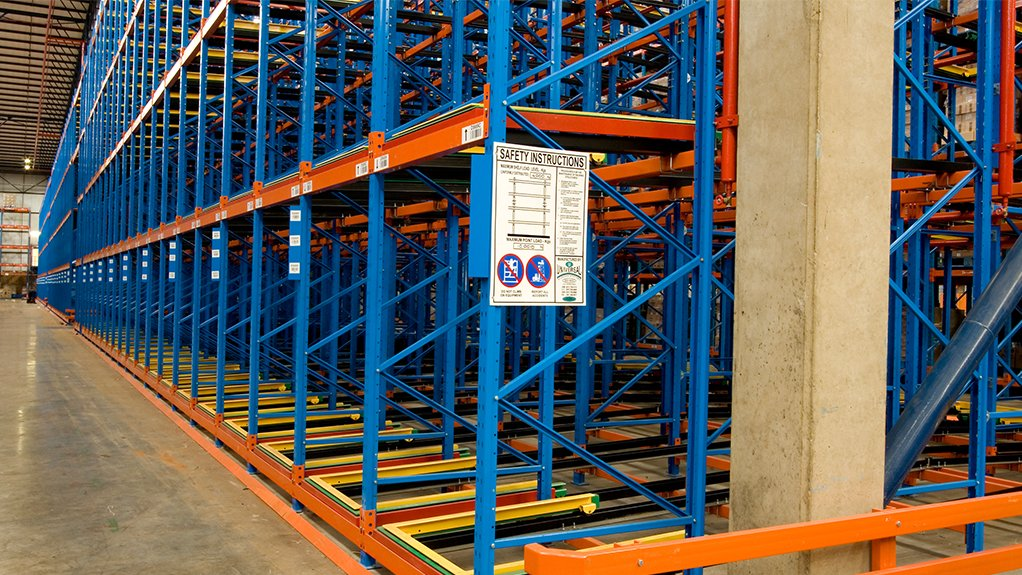 OPTIMUM STORAGE SOLUTIONS USS markets a range of warehousing and storage products and systems, including steel racking, shelving and mezzanine floors, for commercial and industrial use