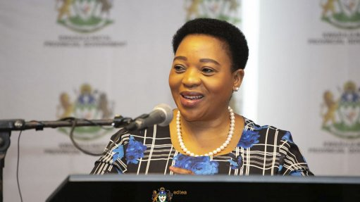 KZN: Nomusa Dube-Ncube, Address by KZN MEC for EDTEA, during the sitting of the National Council of Provinces (01/09/20)