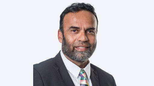 Nelson Mandela Bay Maritime Cluster chairperson and PE port senior operations manager Faisal Sultan