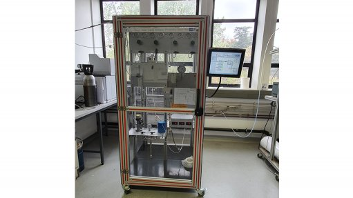 PROOF OF CONCEPT HySA successfully designed and fabricated a lab-scale green methanol synthesis demonstration unit after it reviewed the techno-economics of producing the chemical