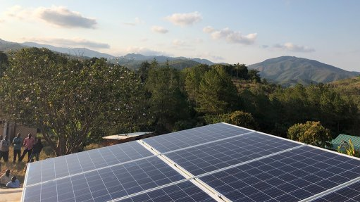 Solar company installs minigrids in Malawi