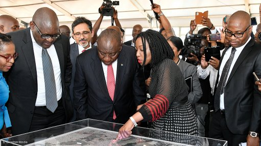 GDDA prioritises the roll-out of three Gauteng SEZs