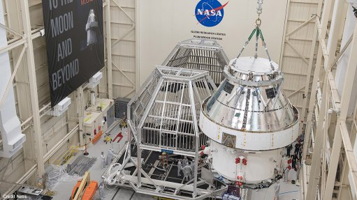 Nasa's Orion spacecraft passes its final review process and now flight ready