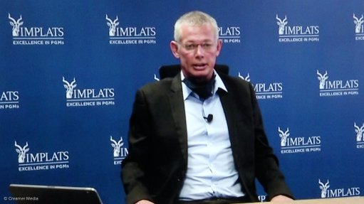 Lagging platinum being actively promoted – Implats