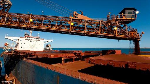 BHP turns to LNG to ship iron-ore