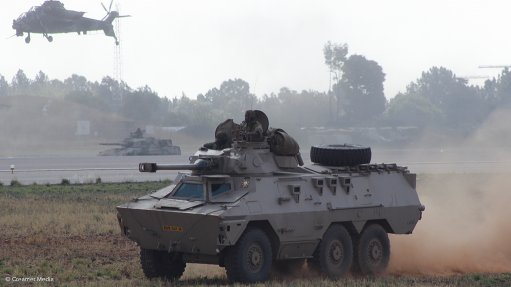 Parliamentary Committee calls for national debate on the future of the SANDF