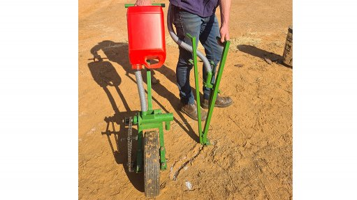 Backsaver Farming Equipment is helping plant crops across Africa