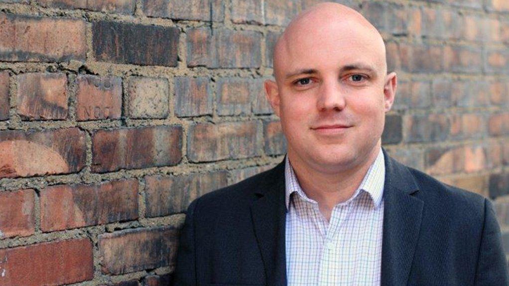Jeff Geipel, managing director of Mining Shared Value